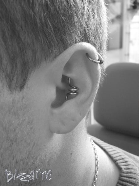 Intim mann piercing