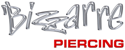 Logo von Piercingstudio Bizzarre